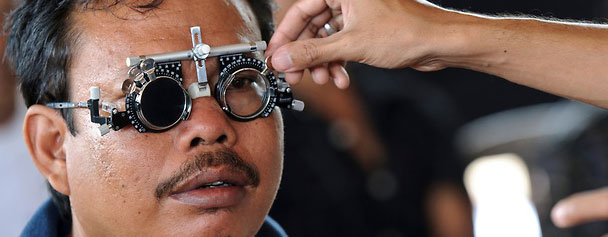 Corrective Glasses for Rural India